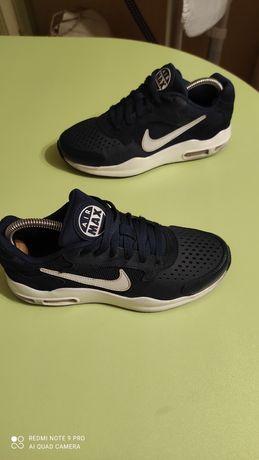 Кроссовки Nike air Max 37-36р.23.5см натуральная кожа