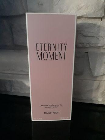 Eternity Moment Calvin Klein 100 ml nowy perfum