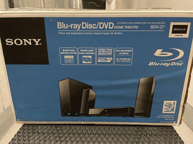 Sony DVD kino domowe BDV-Z7 rarytas