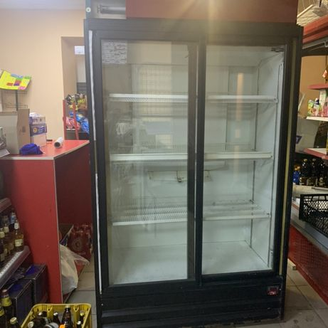 Двухдверный холодильник (купе)