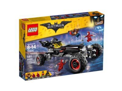 The LEGO Batman Movie The Batmobile