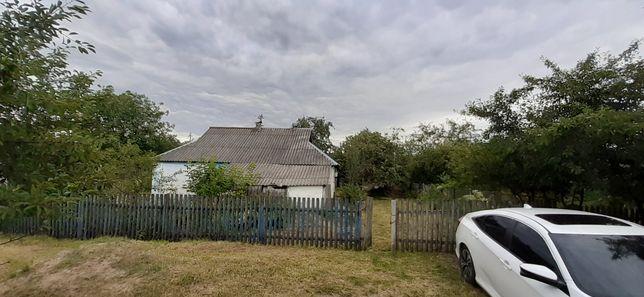 Продам дом с участком 30 соток с.Железнодорожное (Квитневе) возле реки
