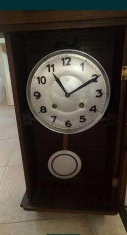 Relógio parede corda Reguladora