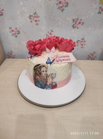Тортики, торти на замовлення, торти на заказ торти на заказ