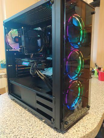 Komputer i7 9700K, RTX 2070 Super, 16GB DDR4, SSD M.2 1TB