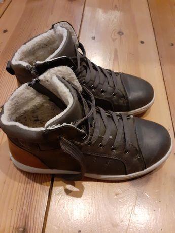 Buty chłopięce ocieplane 37