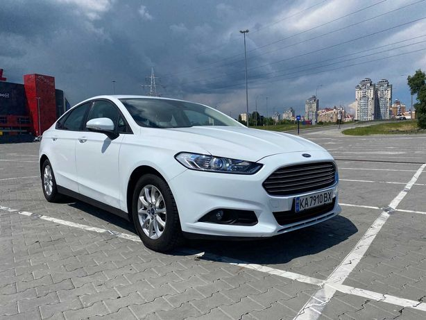Ford Mondeo Official