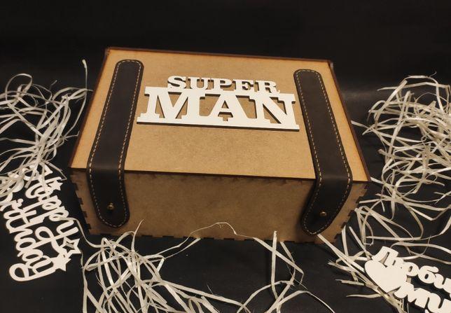 Подарочный бокс набор для мужчины