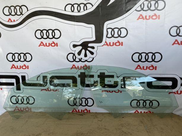 Стекло передней двери левое правое  Audi A4 B8 08-16 год