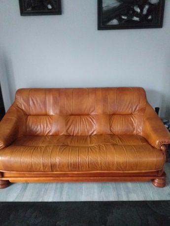 Sofa duża + dwa fotele