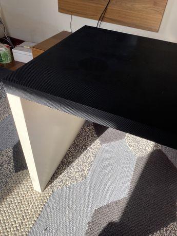 Biurko Ikea Malm białe