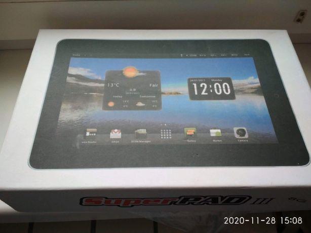 """Продам планшетный компьютер 10.4 дюйма """"Супер Пад 3"""" с GPS"""