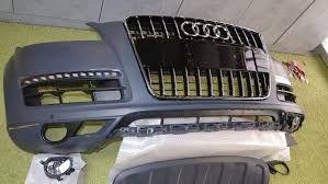 Морда,запчасти,разборка АудиQ7( капот,бампер фары,крыло,двери,зеркало)