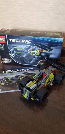 Lego Technic 42072 оригинал, 7-14 лет