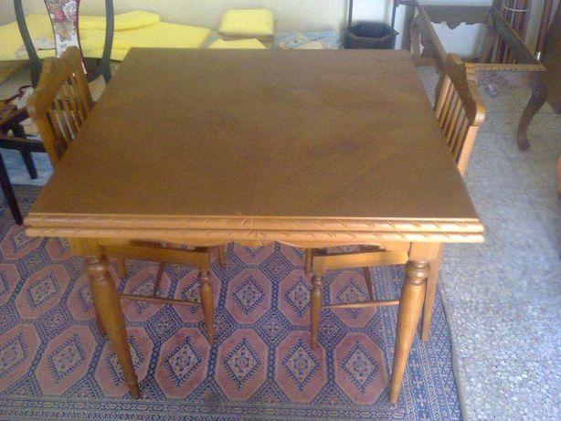Mesa com Cadeiras Sala Jantar