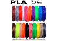 Набор PLA 17 цветов для 3D ручки по 5 метров каждый