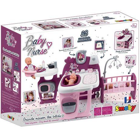 Детский набор Smoby для ухода за куклой Baby Nurse Smoby 220349