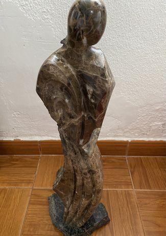 Estátua de marmore