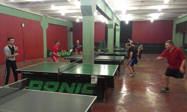 Клуб настольный теннис