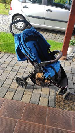 Wymienie wózek britax