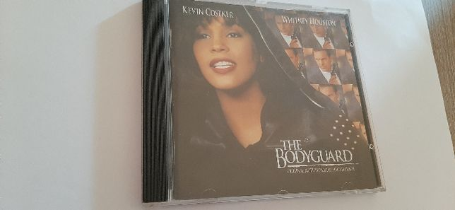 1 CD de Whitney Houston - The Bodyguard