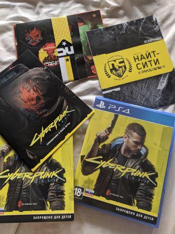Cyberpunk 2077 для PlayStation4.