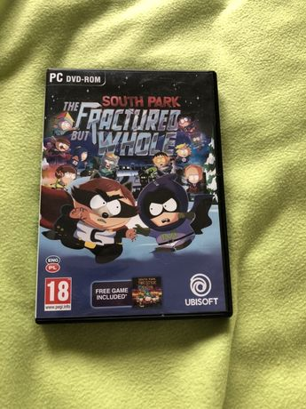 Gra komputerowa-South Park: The Fractured But Whole
