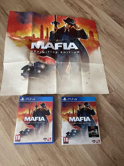 Mafia: Definitive Edition, gra PS4, PlayStation 4, Ps5, PlayStation 5 Sochaczew - image 1
