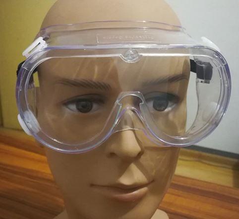 Óculos de proteção para visão