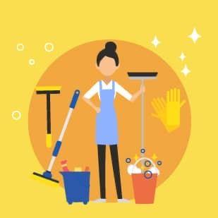 Servico limpeza ao domicilio