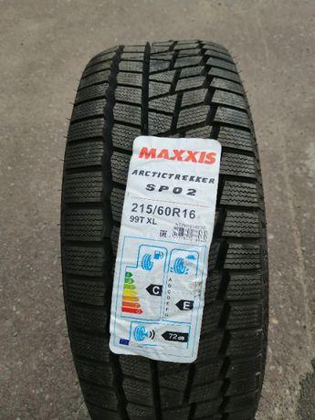Зимние шины резина 215/60 R16 Maxxis ARCTIC TREKKER SP-02 2156016 205