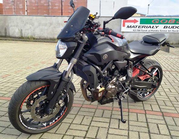 Yamaha MT 07 A2 35KW