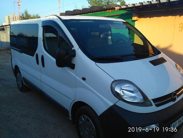 Продам Opel Vivaro
