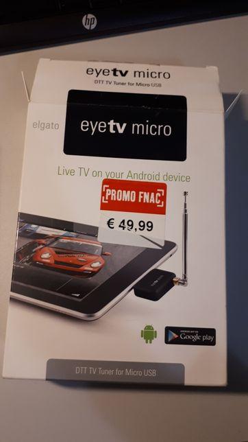Tv android eyetv micro usb