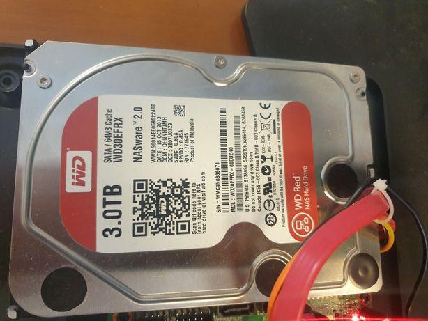 Dysk NAS WD Red 3TB wd30efrx