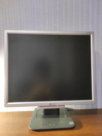 Монитор Acer AL1716. Кабель питания, и VGA - В ПОДАРОК