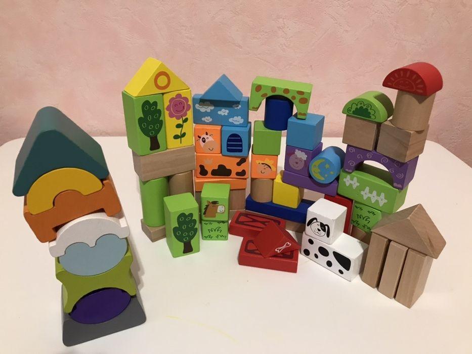 Деревянные игрушки Херсон - изображение 1