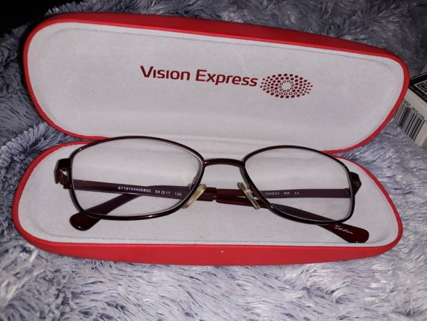 Okulary progresywne Vision Express