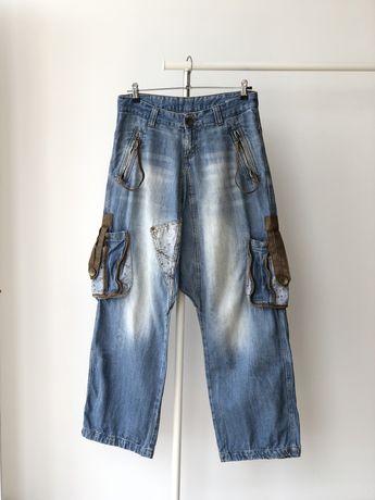 Винтажние джинси ed hardy как carhartt evisu