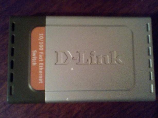 Коммутатор локальной сети (Switch) D-Link DES-1008D