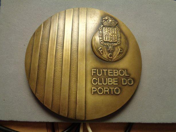 Medalha Futebol Clube do Porto Campeão Europeu