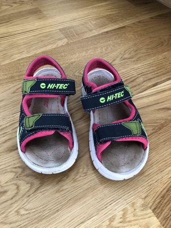 Sandały rozmiar 29 dla dziewczynki