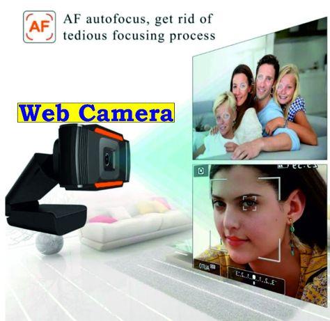 Веб камера Web Camera 1080P фул шд для компьютера хорошего качества