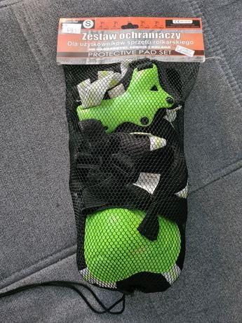 Ochraniacze dla dziecka na rolki