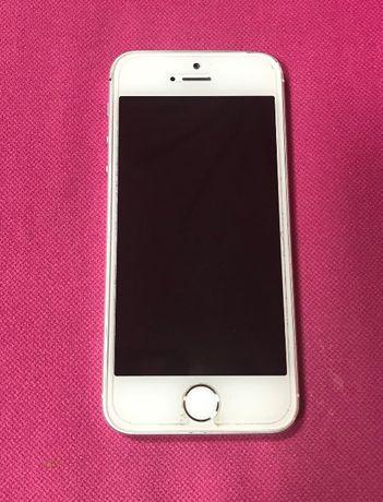IPhone SE 64 GB srebrny, silver, szyba, model A1723
