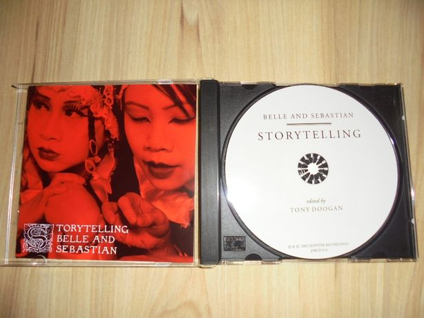 Storytelling Belle And Sebastian CD Idealna!