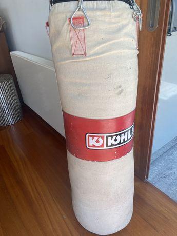 Saco de Boxe com pouco uso