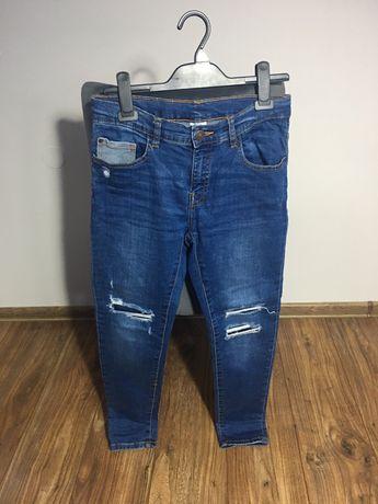 Spodnie ZARA 152
