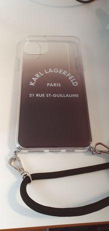 Etui Iphone 11 pro max Karl Lagerfeld
