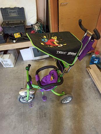 Дитячий 3х колісний велосипед коляска